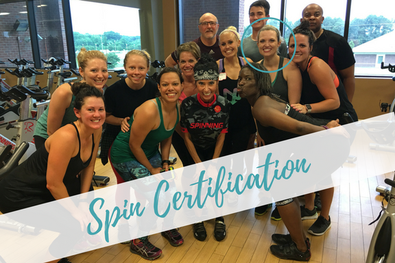 conway spin certification