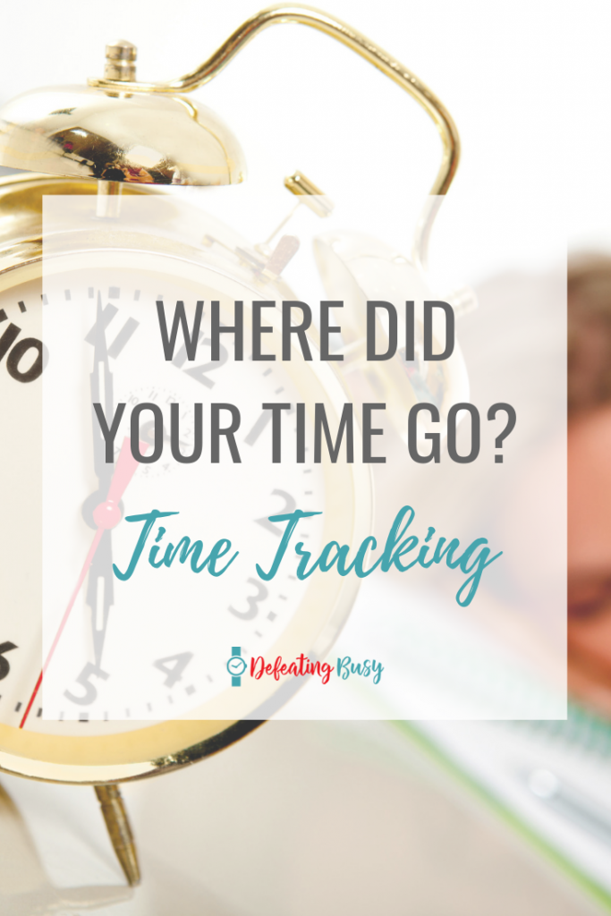 Until you know where your time is going, you don't know how to reclaim it. Try time tracking to log your time.