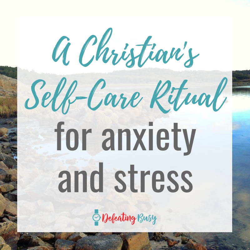 christian self care